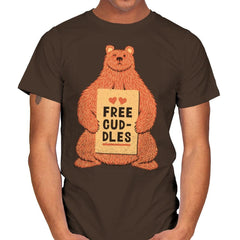 Free Cuddles - Mens - T-Shirts - RIPT Apparel
