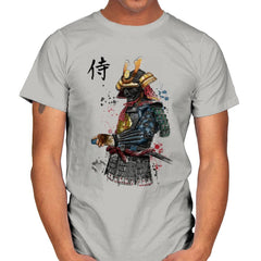 Samurai Watercolor - Mens - T-Shirts - RIPT Apparel
