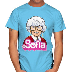 Sofia - Mens - T-Shirts - RIPT Apparel