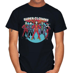 Super Clowns - Mens - T-Shirts - RIPT Apparel