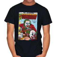 The Invincible Comedian - Mens - T-Shirts - RIPT Apparel