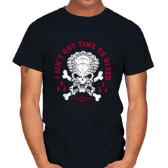 Time to Bleed - Mens - T-Shirts - RIPT Apparel