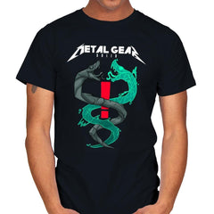 Twin Snakes - Mens - T-Shirts - RIPT Apparel
