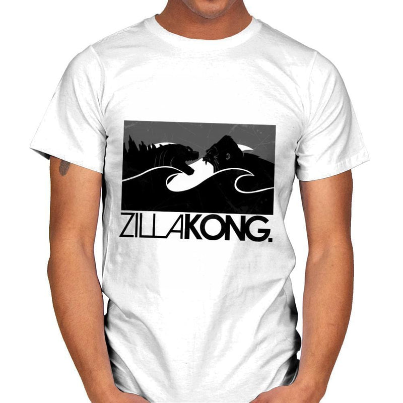 ZillaKong - Mens - T-Shirts - RIPT Apparel