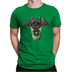 Dragon's Drip - Mens Premium - T-Shirts - RIPT Apparel