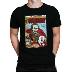 The Invincible Comedian - Mens Premium - T-Shirts - RIPT Apparel