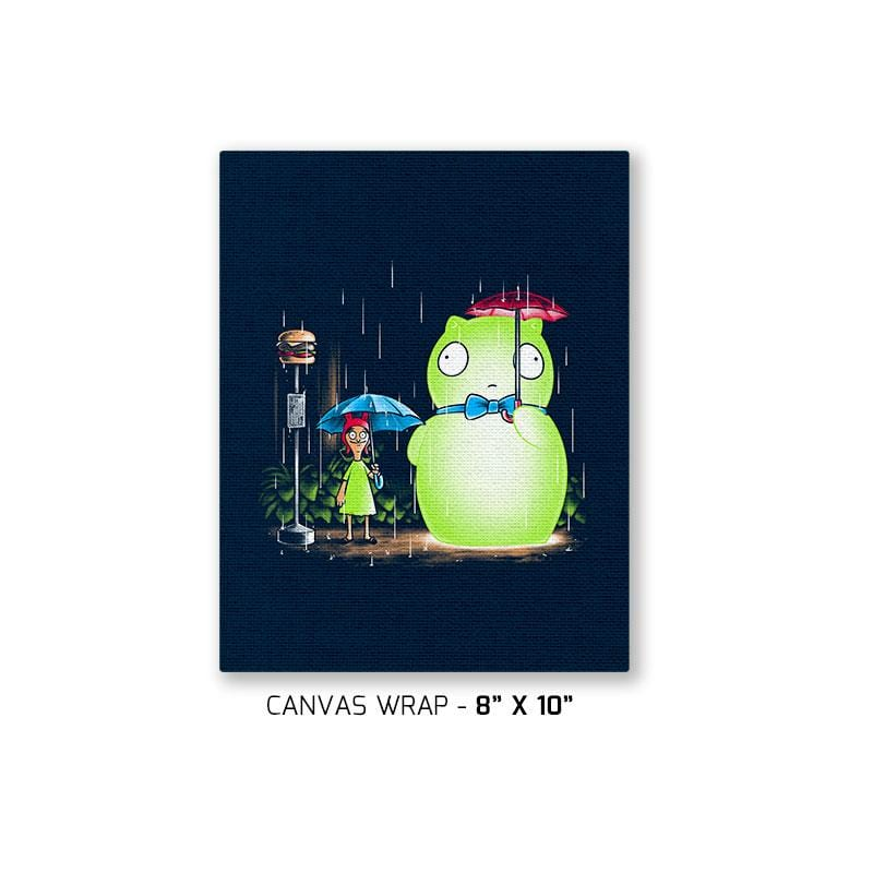 My Neighbor Kuchi Kopi Exclusive - Canvas Wraps - Canvas Wraps - RIPT Apparel