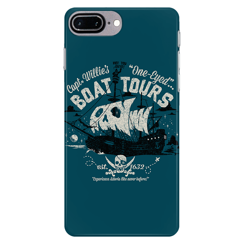 One-Eyed Boat Tours Exclusive - iPhone Case - Phone Cases - RIPT Apparel