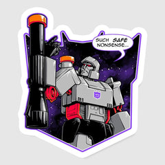 Orange-Capped Commander Exclusive - Sticker - Stickers - RIPT Apparel
