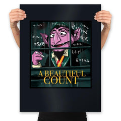 A Beautiful Count - Prints - Posters - RIPT Apparel