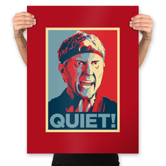 A Quiet Hope - Prints - Posters - RIPT Apparel