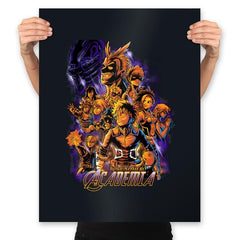 Academia - Anytime - Prints - Posters - RIPT Apparel