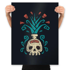 Agave - Prints - Posters - RIPT Apparel