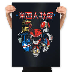 American Toku - Anytime - Prints - Posters - RIPT Apparel