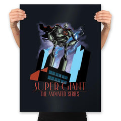 Animated Giant - Prints - Posters - RIPT Apparel