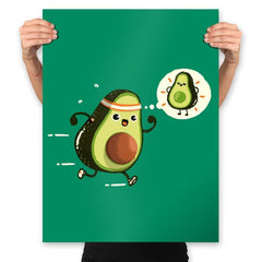 Avocardio - Prints - Posters - RIPT Apparel