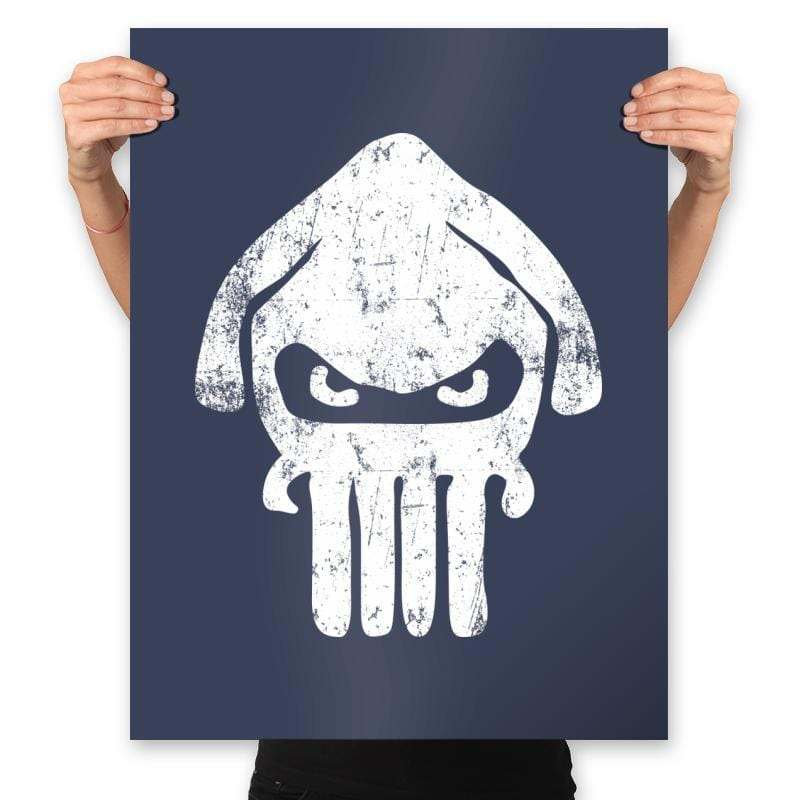 Bloopisher - Prints - Posters - RIPT Apparel
