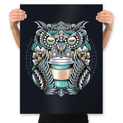Coffee Spirit - Prints - Posters - RIPT Apparel