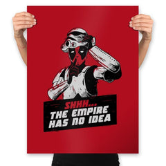 Deadtrooper - Anytime - Prints - Posters - RIPT Apparel