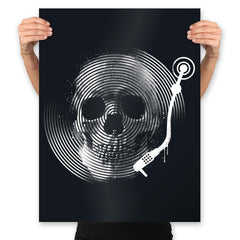 Death Tune - Prints - Posters - RIPT Apparel