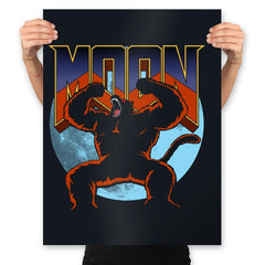 DoomMoon - Prints - Posters - RIPT Apparel