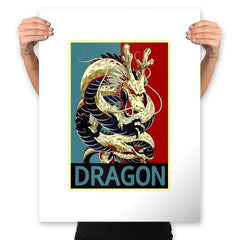 DRAGON - Prints - Posters - RIPT Apparel
