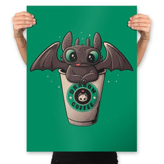 Dragon's Drip - Prints - Posters - RIPT Apparel