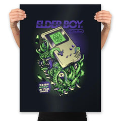 Elder Boy - Prints - Posters - RIPT Apparel