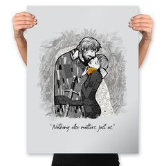 Final Kiss - Prints - Posters - RIPT Apparel