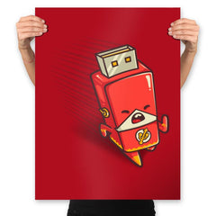 Flash Drive - Prints - Posters - RIPT Apparel