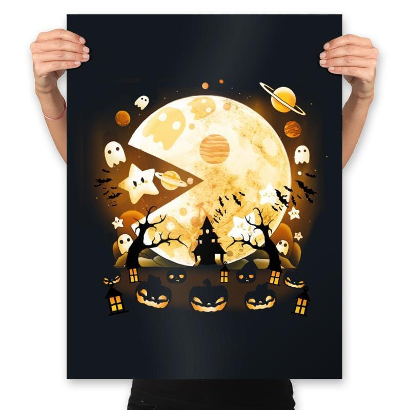 Game of Halloween - Prints - Posters - RIPT Apparel
