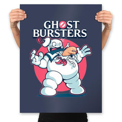 Ghost Bursters - Prints - Posters - RIPT Apparel