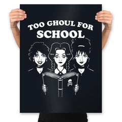 Ghoul School - Prints - Posters - RIPT Apparel