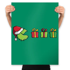 Grinched-Man - Prints - Posters - RIPT Apparel