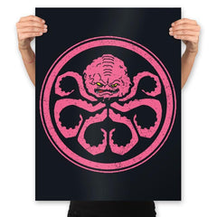 Hail Krang - Prints - Posters - RIPT Apparel