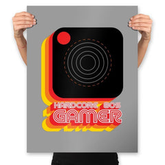 Hardcore Gamer - Prints - Posters - RIPT Apparel
