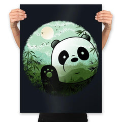 Hello Panda - Prints - Posters - RIPT Apparel