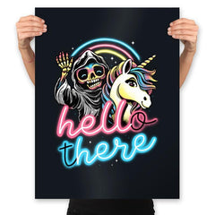 Hello There - Prints - Posters - RIPT Apparel