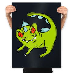 I Am Dinosaur - Prints - Posters - RIPT Apparel