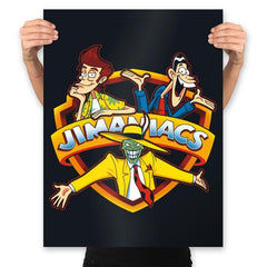 Jimaniacs - Prints - Posters - RIPT Apparel
