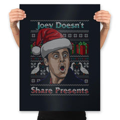 Joey Doesn't Share - Prints - Posters - RIPT Apparel