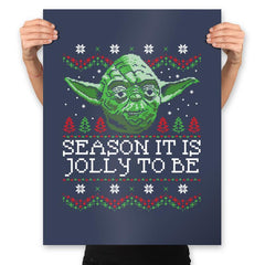 Jolly To Be - Prints - Posters - RIPT Apparel