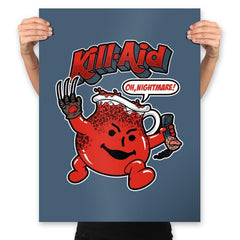 Kill-Aid - Prints - Posters - RIPT Apparel