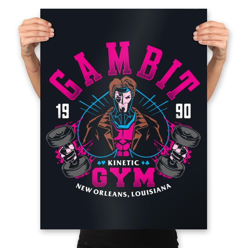 Kinetic Gym - Prints - Posters - RIPT Apparel