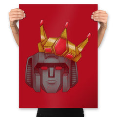 King Scream - Prints - Posters - RIPT Apparel