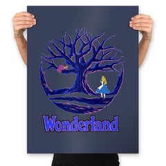 Land of Wonder - Prints - Posters - RIPT Apparel