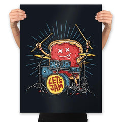 Let's Jam - Prints - Posters - RIPT Apparel