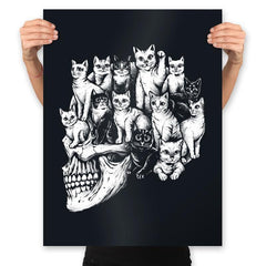 Lucky 13 - Prints - Posters - RIPT Apparel