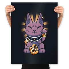 Lucky Beerus - Prints - Posters - RIPT Apparel