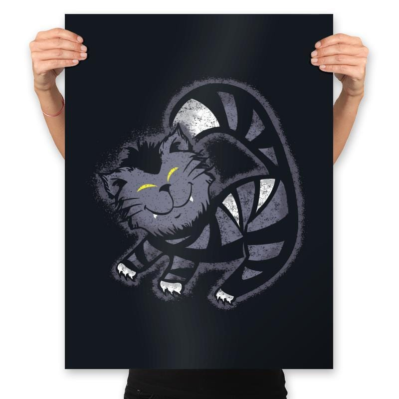 Mad Cat - Prints - Posters - RIPT Apparel